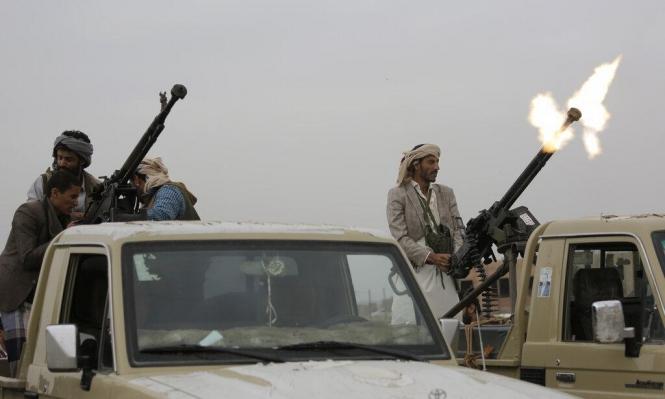 """الحوثي يُعلن شن هجوم جوي """"واسع"""" على قاعدة جوية سعودية"""