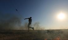 مسيّرتان من غزة تقتربان من الحدود واعتقال شابٍ اجتازها