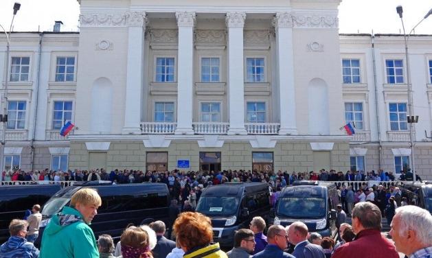 روسيا: قتلى الانفجار النووي كانوا يطورون أسلحة جديدة