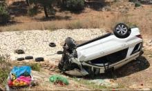 إصابة أم وابنتها بجراح خطيرة في حادث طرق قرب إكسال