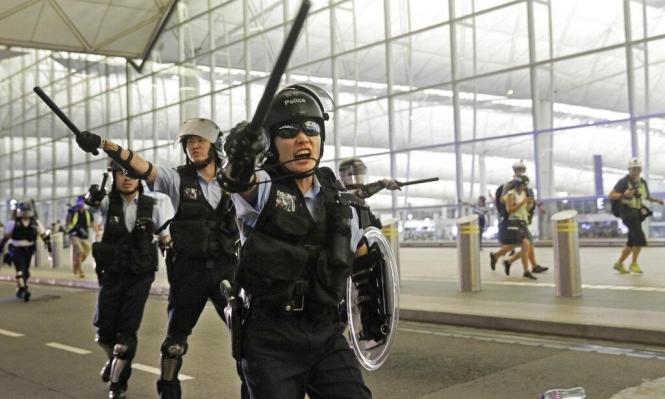 ترامب: الصين تنشر قواتها على حدود هونغ كونغ