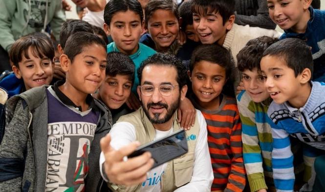 رسالة مفتوحة إلى الفنان أحمد حلمي