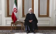 """روحاني: التحالف البحري """"شعارات""""؛ وسلامي: التفاوض خدعة"""