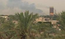 """""""الهجوم جنوبي بغداد تقف وراءه إسرائيل أو الولايات المتحدة"""""""
