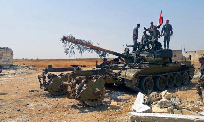 """النظام يقترب من خان شيخون: هجمات عنيفة على مناطق """"خفض التصعيد"""""""