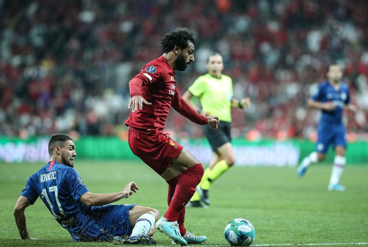 ليفربول ينتصر على تشيلسي ويُحرز كأس السوبر الأوروبيّ