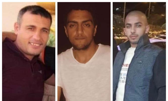 3 ضحايا عرب في جرائم القتل خلال العيد