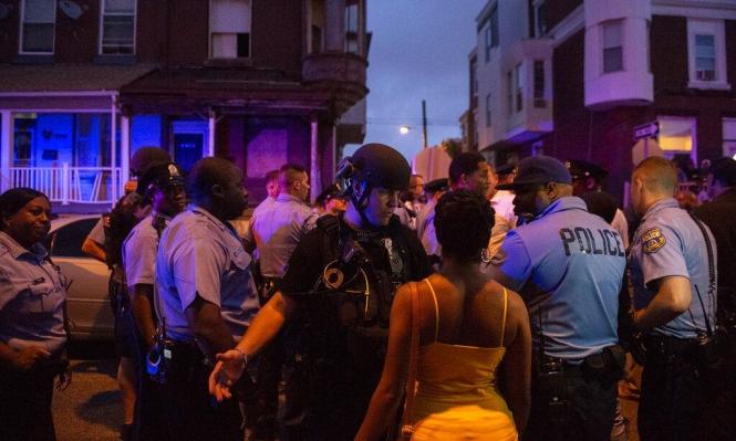 بنسلفانيا: إصابة ضباط شرطة في إطلاق نار واحتجاز اثنين