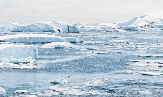 مستويات التلوّث البحري تصل بقطع بلاستيكية لجليد القطب الشّمالي!