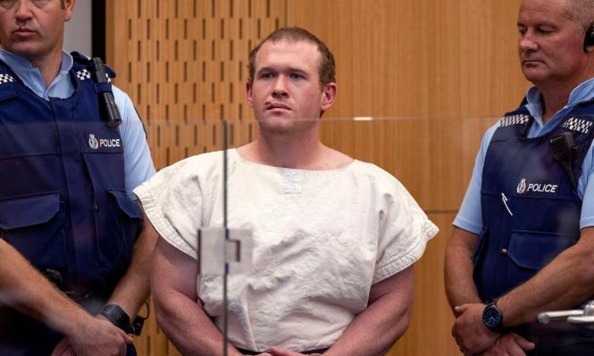 نيوزيلندا تعتذر عن رسالة كراهية لمرتكب مجزرة المسجدين