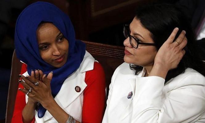 إسرائيل تقرر منع عضوي الكونغرس طليب وعمر من زيارة البلاد