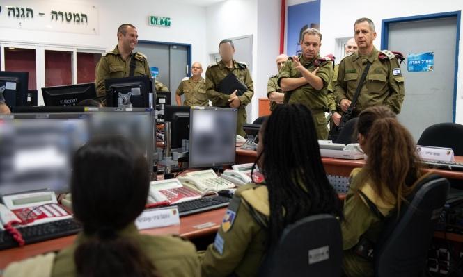 حماس لغانتس: رد المقاومة سيكون أضعاف المرات السابقة