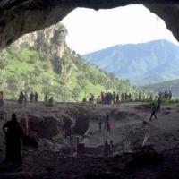 العراق: بقايا إنسان العصر الحجري في كهف