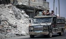 السوريّون خلال العيد... 124 ألف نازح بسبب تصعيد النظام وحلفائه