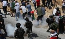 عشرات المصابين في قمع الاحتلال لمسيرتي كفر قدم وكفر مالك