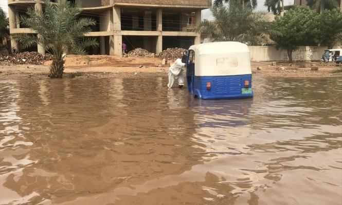 مصرع 46 سودانيًّا خلال أسبوعيْن جرّاء سيول وفيضانات