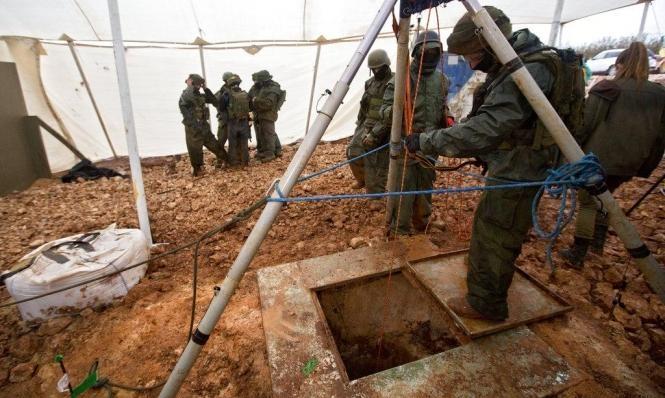 كوخافي يجمّد ترقية ضابط دخل أحد أنفاق حزب الله