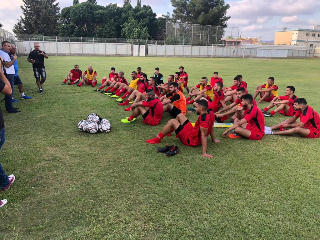 """تحت شعار """"طنطور إلنا"""": كرة القدم تعود مجددا إلى جديدة المكر"""
