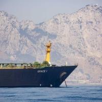 """مذكرة أميركية لمصادرة ناقلة النفط الإيرانية """"GRACE 1"""""""