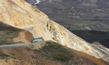 ألاسكا: الانهيارات الأرضية تسد الطريق أمام 300 سائح