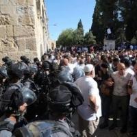 الانتهاكات في الأقصى: الأردن يستدعي السفير الإسرائيليويحذّر من التصعيد