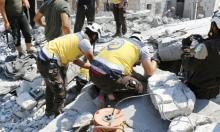 النظام السوري يوشك على السيطرة على خان شيخون بإدلب