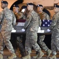 ترامب: محادثات متقدمة مع طالبان لسحب قواتنا من أفغانستان