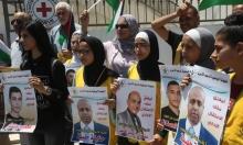 الاحتلال يحتجز الأسرى المضربين في زنازين انفرادية