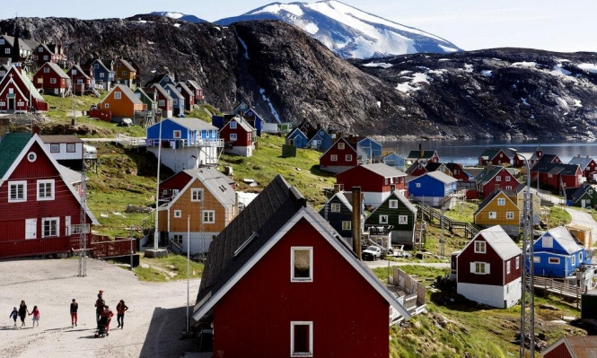 الدنمارك ترفض بيع غرينلاند للولايات المتحدة