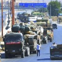 سورية: المعارضة تنسحب من خان شيخون مع تقدم قوات النظام