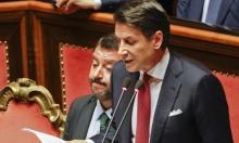 رئيس وزراء إيطاليا يعلن استقالته بعد جلسة البرلمان