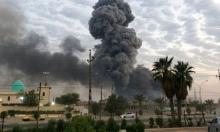 """العراق: قتلى في هجوم على قاعدة """"بلد"""" الجوية"""