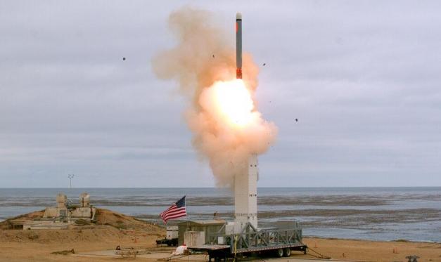 الصين وروسيا: التجربة الصاروخية الأميركية لتصعيد التوتر العسكري