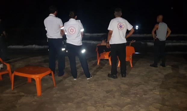 فقدان آثار شاب في أحد الشواطئ وسط البلاد