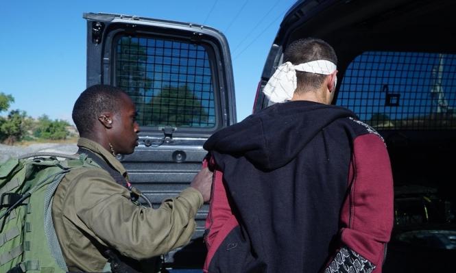 اعتقالات بالضفة وإصابات خلال التصدي لاقتحام المستوطنين لنابلس
