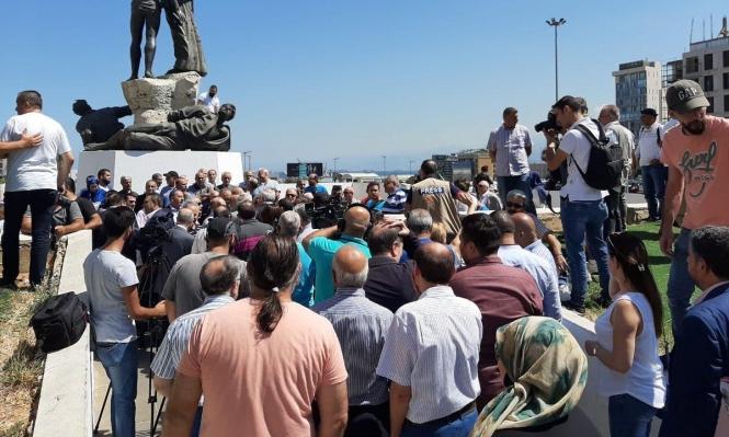 """اعتصام ضدّ """"الإهمال الرسمي"""" لقطاع الصحافة والإعلام في لبنان"""