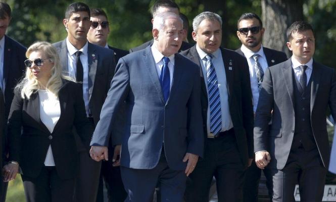 """""""نتنياهو يتعامل مع الإسرائيليين كقطيع مغفلين"""""""