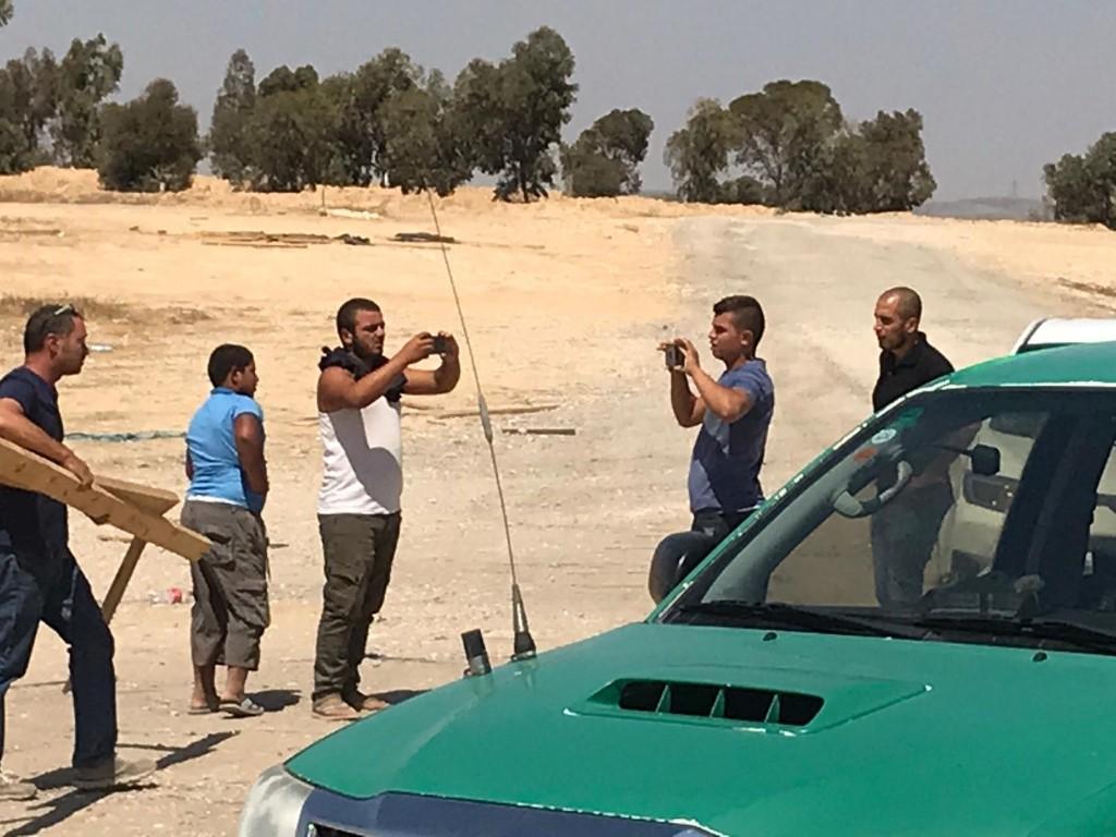 النقب: هدم بلدة العراقيب للمرة 150 واعتقال قاصر