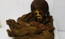 الولايات المتحدة تعيد مومياء لفتاة من الإنكا لبوليفيا