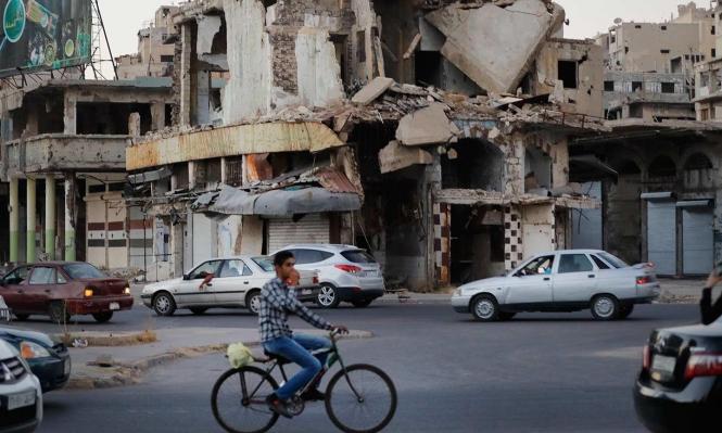 """فيلم لبناني: مشاهد الدمار في سورية لتصوير """"حرب تموز"""""""