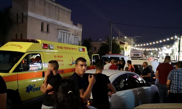 كفر قرع: مصابان بإطلاق نار واعتداء على شابة بعد مقتل والدها