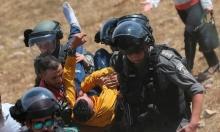 اعتقالات بالضفة والاحتلال يقمع وقفة تضامنية مع الأسرى برام الله
