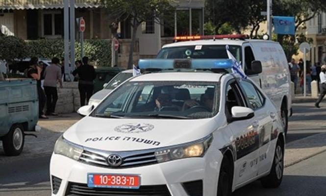 العثور على جسم مشبوه بموقف سيارات مجلس يركا