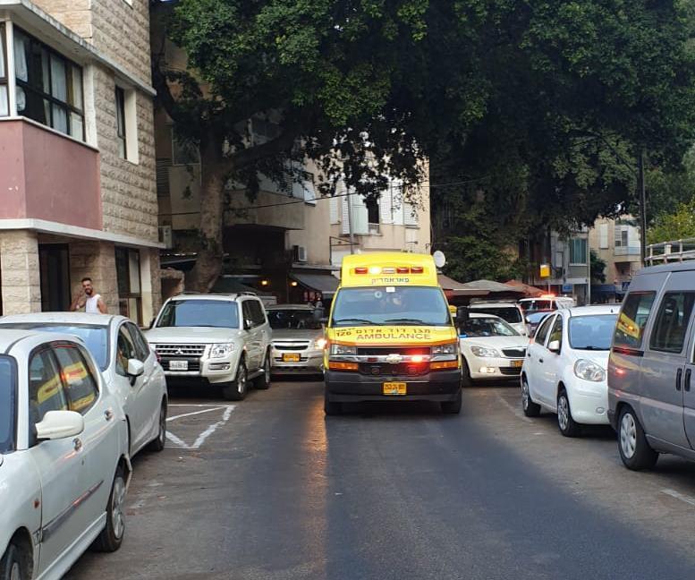 إصابة شابين طعنا في حيفا وكفر ياسيف