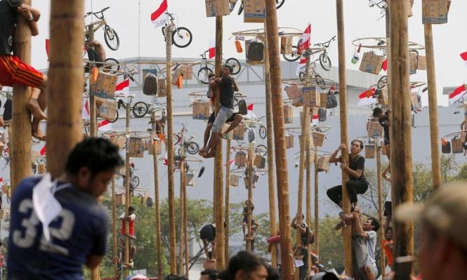 يوم الاستقلال الإندونيسي