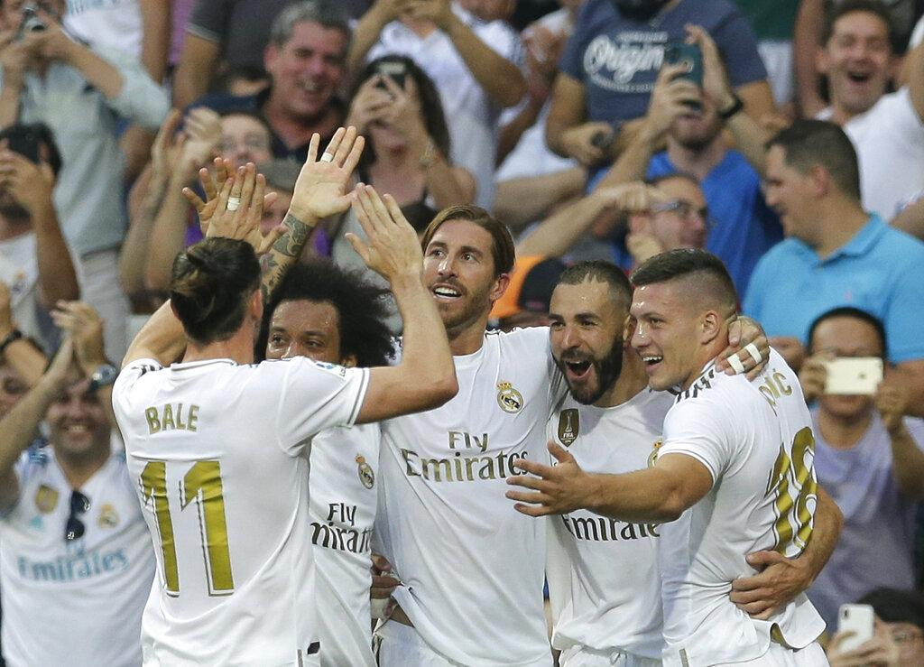 ريال مدريد يقع بفخ التعادل أمام بلد الوليد