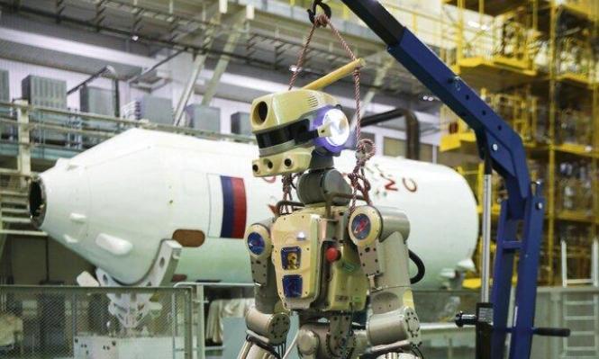 أوّل روبوت بشريّ الهيئة أرسِل للفضاء يفشل في مهمته