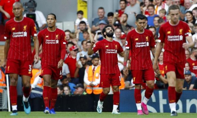 هدفان لصلاح: ليفربول يسحق آرسنال بثلاثية لهدف