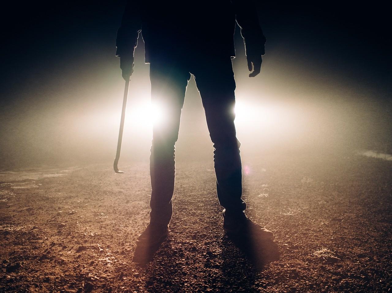 الصورة التنميطية عن المختلّ نفسيا: قاتل بدم بارد (بيكسابي)