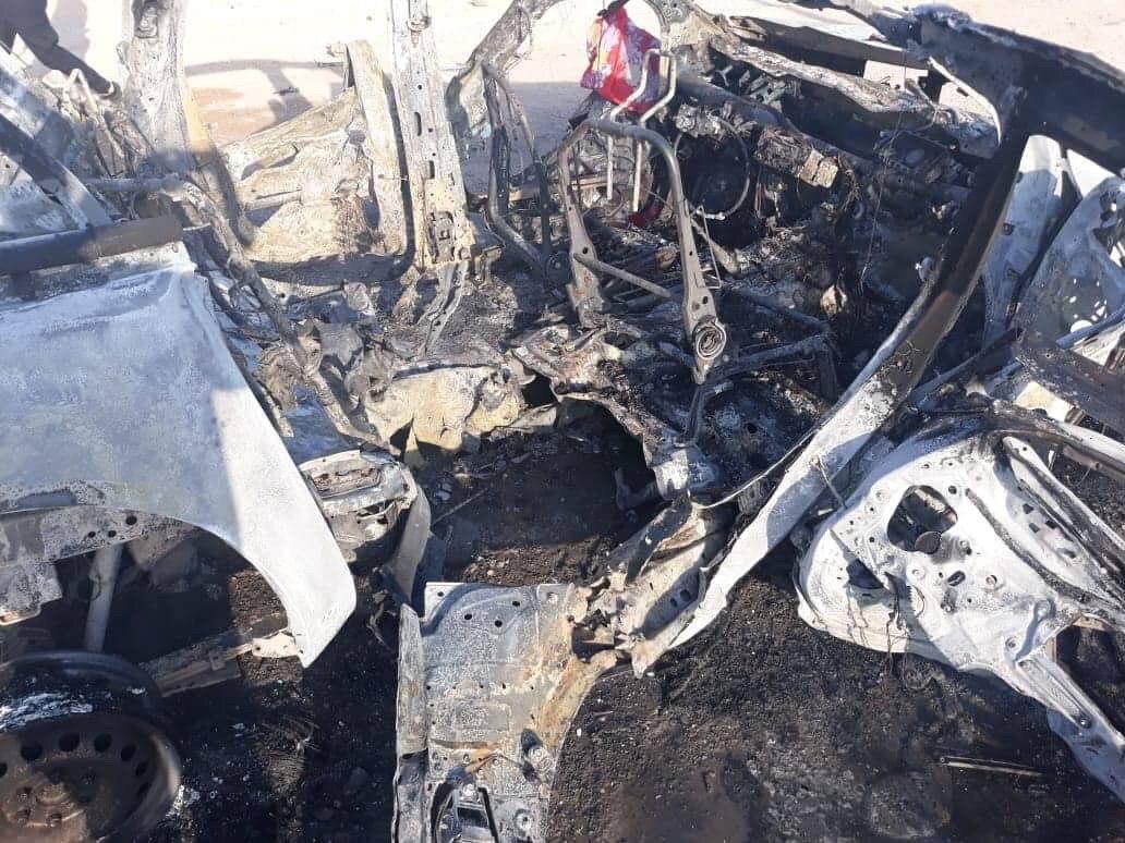 """العراق: قتلى في غارة إسرائيلية تستهدف """"الحشد الشعبي"""""""